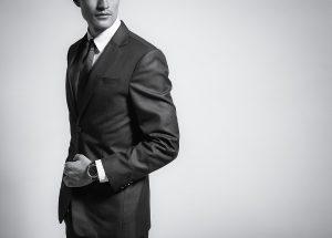 stylizacja męskiego ubioru